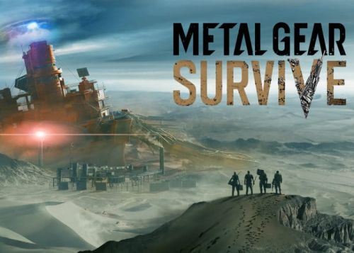 New Metal Gear Survive Details Revealed By Konami