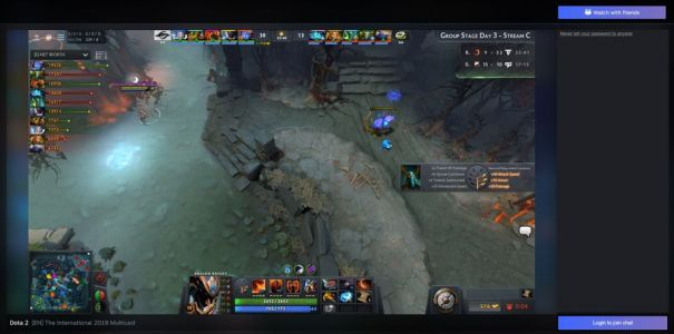 Valve Throws Their Hat Into the Streaming Arena With Steam.tv