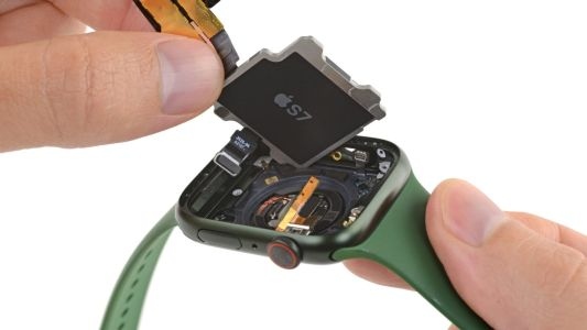 IFixit teams up with former Apple engineers to teardown Apple Watch Series 7