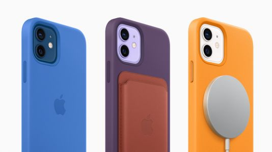 Apple Unveils New iPhone 12 MagSafe Leather Cases and Sleeves