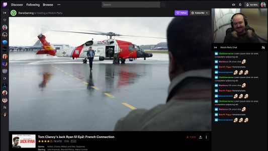 Twitch is rolling out Watch Parties for you and your friends