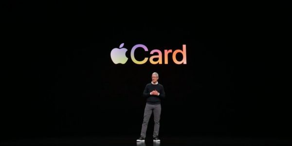 Apple unveils Apple Card