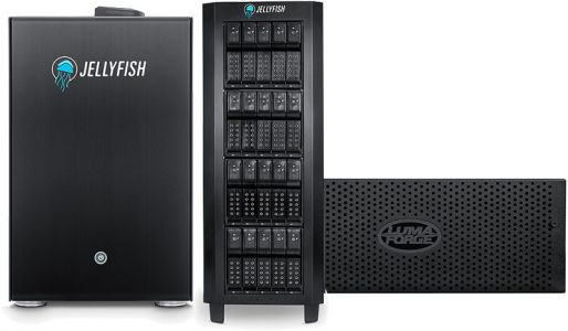 Apple Begins Selling LumaForge Shared Servers With Up to 200TB Storage and Prices Up to $50,000