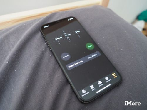 Fall asleep to Beats 1 with an Apple Music sleep timer