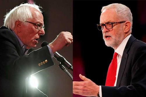 Two Paths for the Left: The Dueling Visions of Bernie Sanders and Jeremy Corbyn