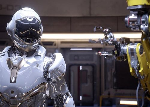 NVIDIA RTX Unreal Engine 4 Cinematic Real-Time Ray Tracing Demo