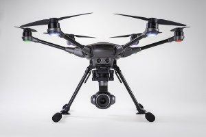 Yuneec Typhoon H Plus camera drone lands in UK