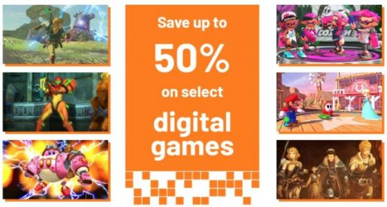 Nintendo Celebrating E3 2018 With A Sale On Switch & 3DS Games