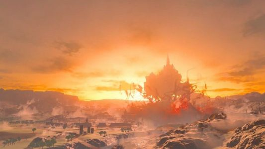 We're going to speculate about Breath of the Wild 2 from these E3 screens
