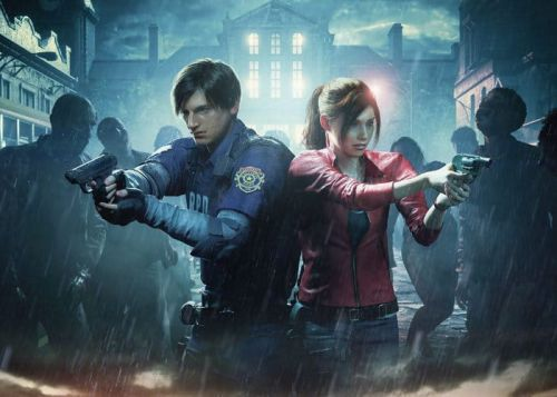 Resident Evil 2 story trailer from Tokyo Game Show 2018