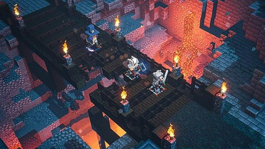 Minecraft Dungeons Local Co Op: How to Play Offline Multiplayer