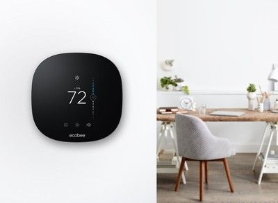 Find the perfect temperature with $20 off the ecobee3 lite smart thermostat