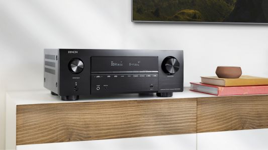 World's first 8K AVR could future-proof your home cinema setup - and it's not too pricey