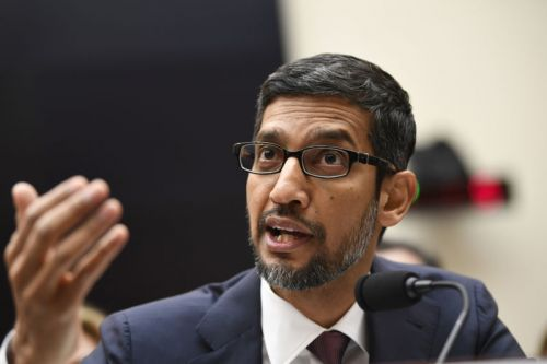Republicans in Congress grill Google CEO over liberal bias