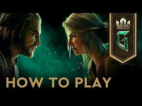 GWENT Trailer Gives Players The Lowdown On How To Play Ahead of Launch