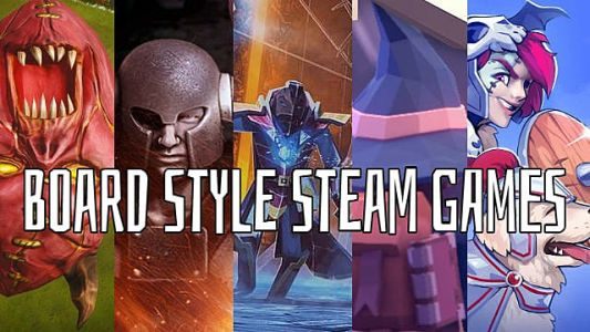 Board Game Adjacent: Top 12 Steam Games For Tabletop Fans