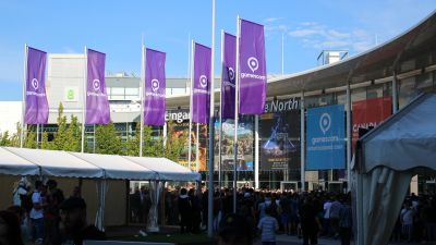 Gamescom 2017 in pictures: our visual tour around the show floor