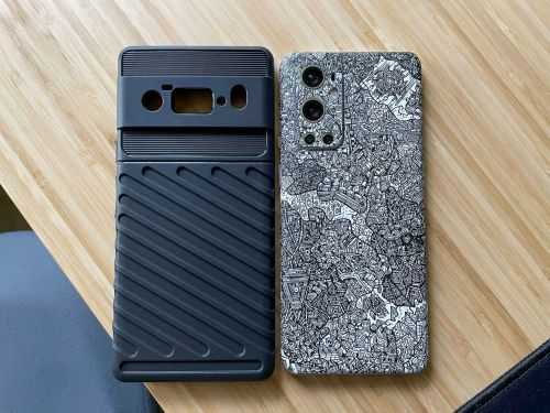 Hands-on with the first Pixel 6 Pro case